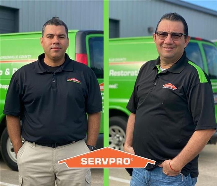 SERVPRO of East Greenville County