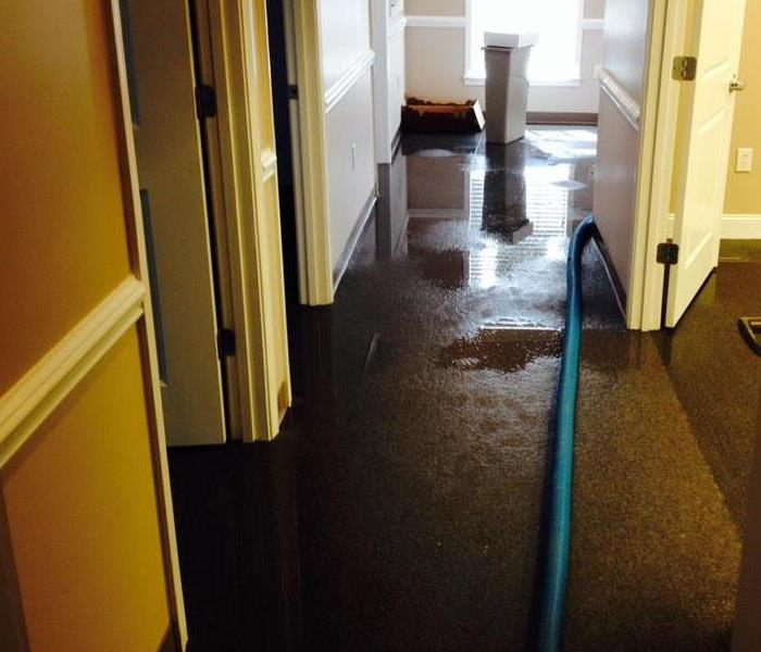 SERVPRO of East Greenville County can assist you with the cleanup after an emergency Water Damage affects your business.