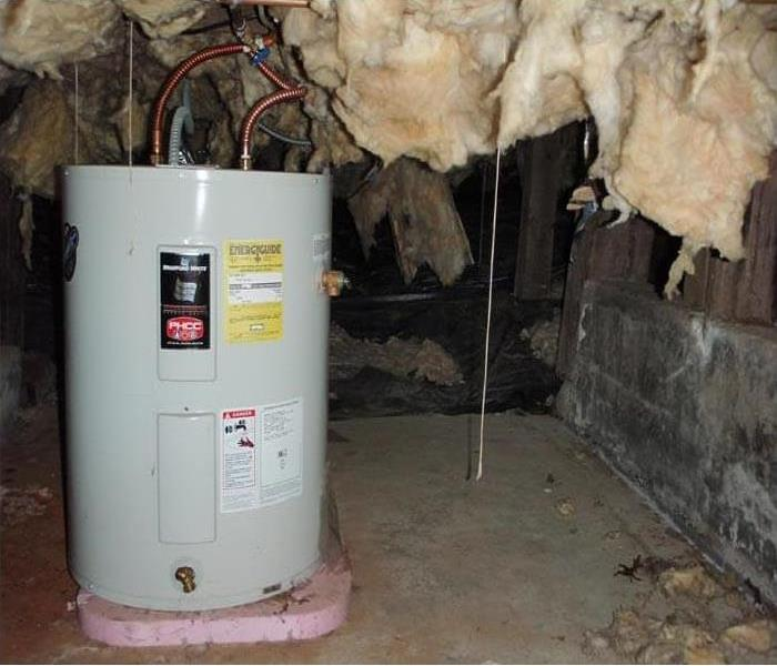 Mold Remediation Reducing the Likelihood of Mold in your Greenville, SC Home: Crawl Space Water Heaters