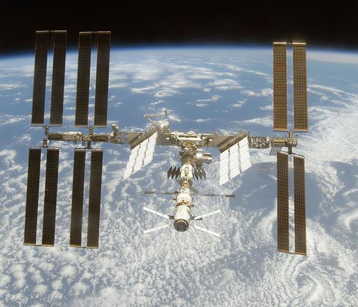 General Get free alerts to when you will be able to see the International Space Station!