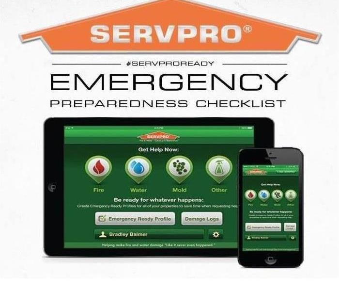 General SERVPRO Ready Plan: Save Time Recovering from the Unexpected