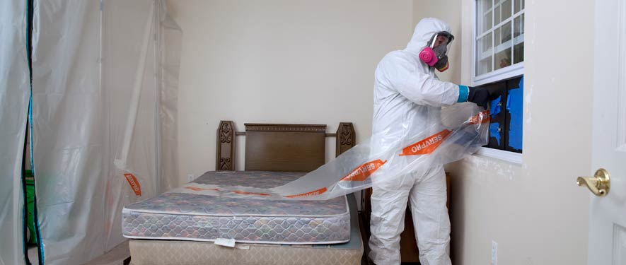 Greenville, SC biohazard cleaning